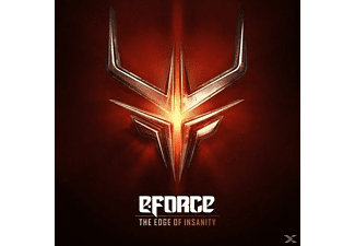 E-force - The Edge Of Insanity - (CD)