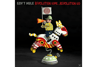 Gov't Mule - Revolution Come...Revolution Go - (CD)