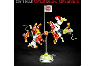 Gov't Mule - Revolution Come...Revolution Go (2CD Deluxe Edt.) - (CD)