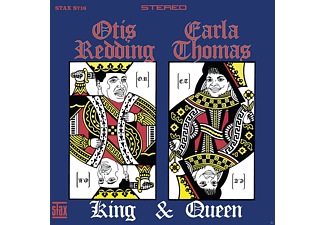 Otis Redding, Carla Thomas - King & Queen (50th Anniversary Edition) - (Vinyl)