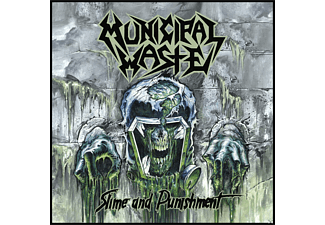 Municipal Waste - Slime And Punishment - (Vinyl)