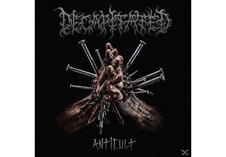 Decapitated - Anticult - (CD)