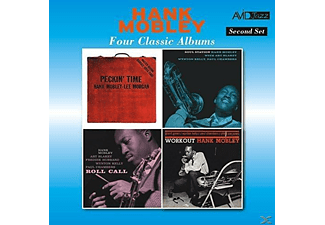 Hank Mobley - Four Classic Albums - (Maxi Single CD)