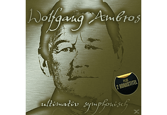 Wolfgang Ambros - Ultimativ Symphonisch - (CD)