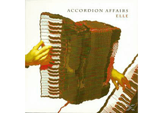 Accordion Affairs - Elle - (CD)