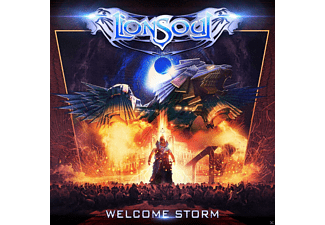 Lionsoul - Welcome Storm - (CD)