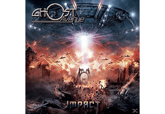 Ghost Avenue - Impact - (CD)