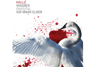 Halle Orchestra, Mark Elder - Parsifal - (CD)