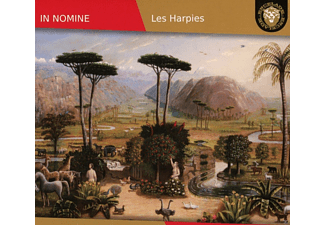 Les  Harpies - In Nomine - (CD)