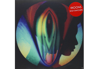 Moons - BODY SNATCHERS - (Vinyl)