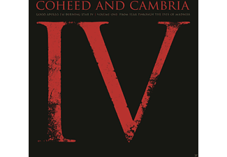Coheed and Cambria - GOOD APOLLO I M BURNING STAR IV - (Vinyl)