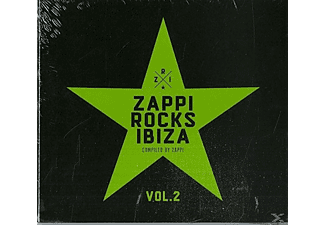 VARIOUS - Zappi Rocks Ibiza Vol.2 - (CD)