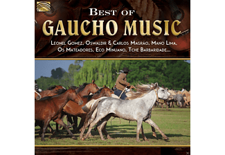 VARIOUS - BEST OF GAUCHO MUSIC - (CD)