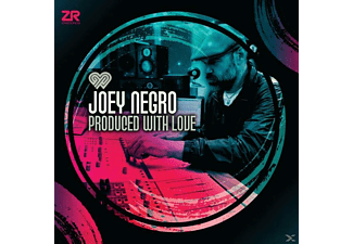 Joey Negro - PRODUCED WITH LOVE - (Vinyl)