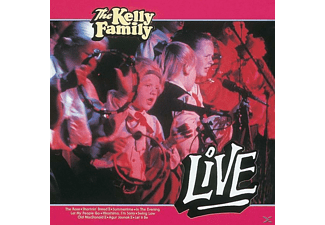 The Kelly Family - Live - (CD)