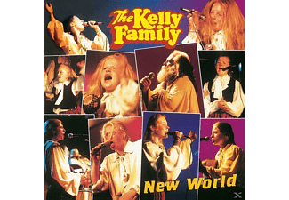 The Kelly Family - New World - (CD)