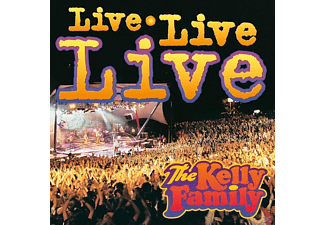 The Kelly Family - Live Live Live - (CD)