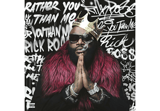 Rick Ross - RATHER YOU THAN ME - (Vinyl)
