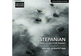 Mikael Ayrapetian - 26 Preludes for Piano - (CD)