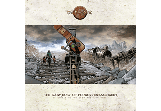The Tangent - THE SLOW RUST OF FORGOTTEN MACHINERY (+CD) - (LP + Bonus-CD)