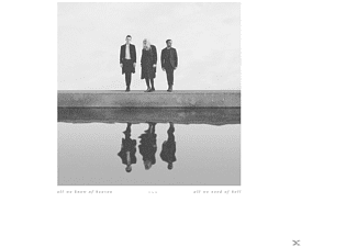 Pvris - ALL WE KNOW OF HEAVEN,ALL WE NEED OF HELL - (CD)