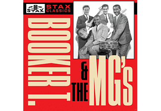Booker T. & The M.G.'s - STAX CLASSICS - (CD)