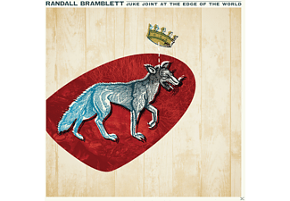 Randall Bramblett - JUKE JOINT AT THE EDGE OF THE WORLD - (Vinyl)