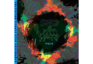 Andromeda Mega Express Orchestra - VULA (+MP3) - (LP + Download)