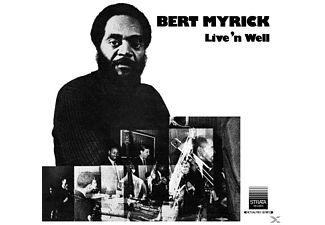 Bert Myrick - LIVE N WELL - (CD)
