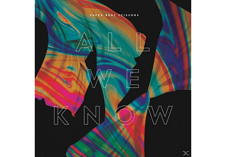 Paper Beat Scissors - ALL WE KNOW - (CD)
