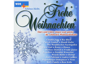 VARIOUS - Frohe Weihnachten-WDR 4 - (CD)