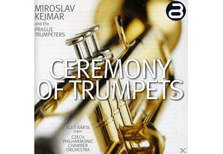 Miroslav Kejmar - Ceremony Of Trumpets - (CD)