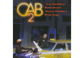 Dennis Chambers, Bunny Brunel, Brian Auger, Tony Macalpine - Cab 2 - (CD)