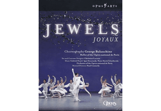 VARIOUS, Pau Connelly, Opera National Paris - Jewels Joyaux - (DVD)
