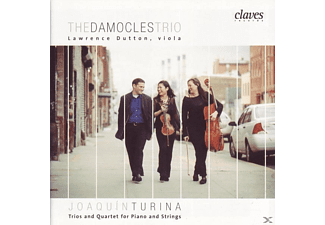 The Damocles Trio - Klaviertrios und-quartett - (CD)