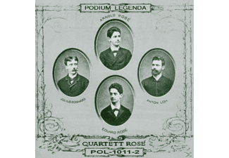 Arnold Rose - Arnold Rose & Rose-Quartett - (CD)