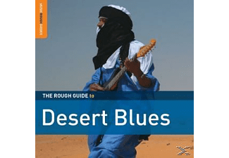 VARIOUS - Rough Guide to Desert Blues - (CD)