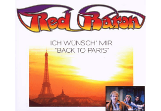 "Red Baron - Ich Wünsch' Mir ""Back To Paris"" - (Maxi Single CD)"