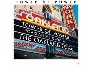 Tower of Power - OAKLAND ZONE - (CD)