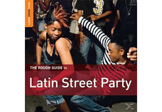 VARIOUS - Rough Guide To Latin Street Party - (CD)