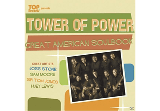 Tower of Power - GREAT AMERICAN SOULBOOK - (CD)