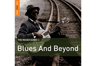VARIOUS - Rough Guide To Blues & Beyond - (CD + Bonus-CD)