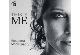 Susanna Andersson/Helsingborg Symphony Orchestra - THIS IS ME - (CD)