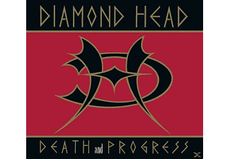 Diamond Head - DEATH AND PROGRESS (DIGIPAK) - (CD)
