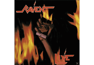 Raven - LIVE AT THE INFERNO (DIGIPAK) - (CD)