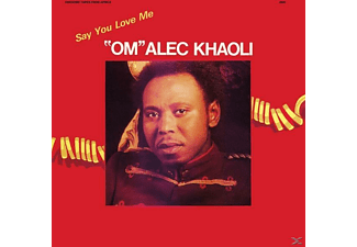 Om Alec Khaoli - SAY YOU LOVE ME - (CD)