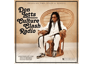VARIOUS - Don Letts Pres. Culture Clash Radio - (CD)