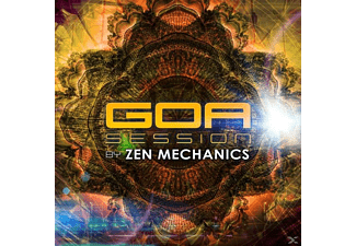 VARIOUS - GOA SESSION-BY ZEN MECHANICS - (CD)