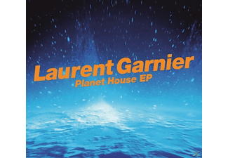 Laurent Garnier - PLANET HOUSE (EP) - (CD)