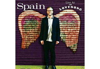 Spain - LIVE AT THE LOVESONG (+DOWNLOADCODE) - (LP + Download)